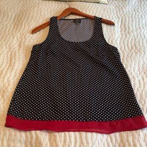 Market & Spruce size small tank top